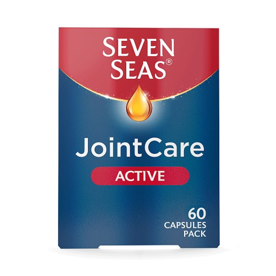 Seven Seas Jointcare 60 Active Tablets