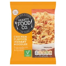 Hearty Food Co. Chicken Flavour Noodles 65G