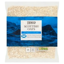 Tesco Scottish Oats Porridge 500G