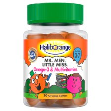 Haliborange Mr Clever Softie Omega 3 30S