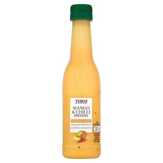 Tesco Mango And Chilli Salad Dressing 250Ml