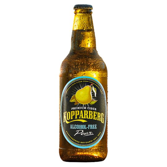 Kopparberg Alcohol Free Pear Cider 500Ml