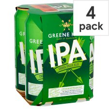 Greene King Ipa 4X500ml Cans