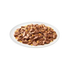 image 2 of Whiskas 1+ Cat Food Pouches Meat in Jelly 12x100g