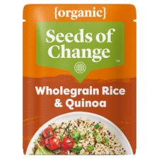 Seeds Of Change Quinoa And Whole Grain Rice 240G