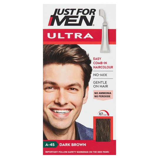 Just For Men Autostop Hair Colour Dark Brown
