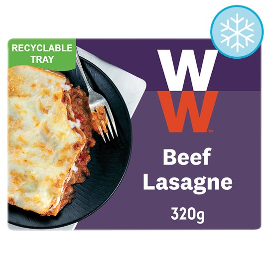 Weight Watchers Beef Lasagne 320G