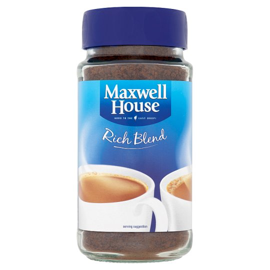 Maxwell House Instant Coffee 200G