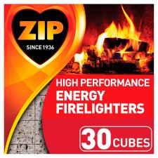 Zip Firelighters Pack 30