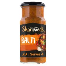 Sharwoods Balti Medium Sauce 420G