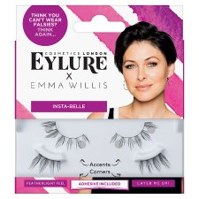 Eylure Lashes Emma Willis Insta Belle