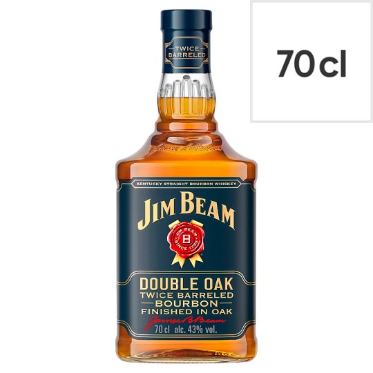 Jim Beam Double Oak Bourbon 70Cl