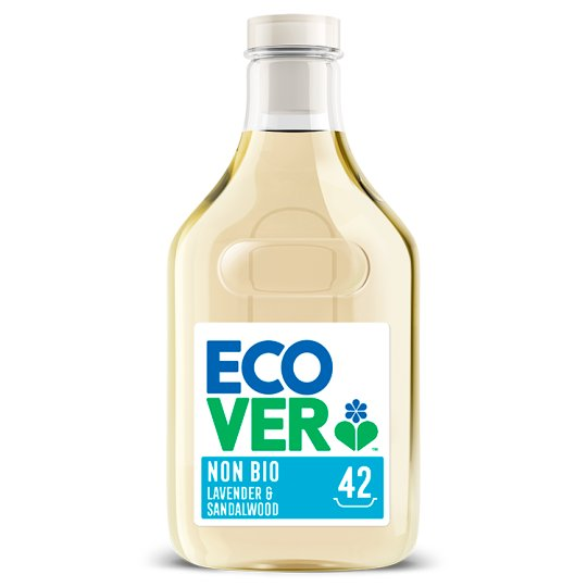 Ecover Non-Bio. Concentrated Laundry Liquid 1.5Ltr 42W