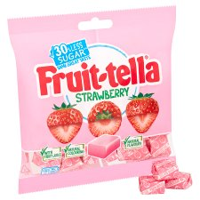 image 2 of Fruitella Reduced Sugar Strawberry 120G