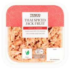 Tesco Jack Fruit With Spices 145G