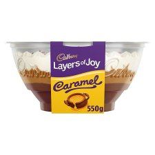 Cadbury Layer Of Joy Halloween Trifle 550G