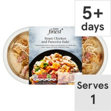 Tesco Finest Chicken And Pancetta Bake 400G