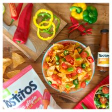 image 2 of Tostitos Chipotle Tortilla Chips 200G