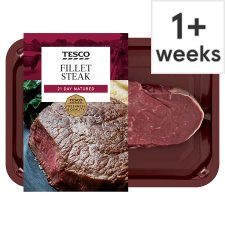 Tesco Beef Fillet Steak 170G
