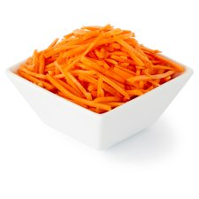 image 2 of Tesco Grated Carrot 200G
