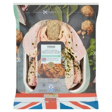 Tesco Roast In Bag Whole Chicken Pork Sage And Onion Stuffed 1.5Kg