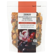 Tesco Mediterranean Inspired Salad Topper 100G