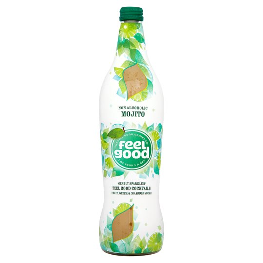Feel Good Cocktails Mojito 750Ml