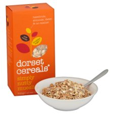 image 2 of Dorset Cereals Simply Nutty Muesli 700G