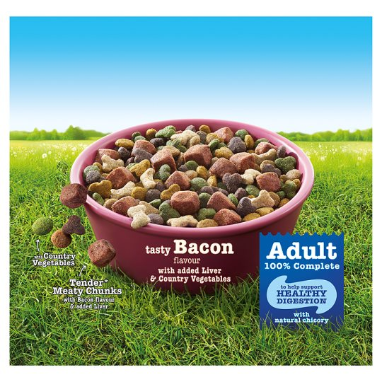 Bakers Complete Bacon Liver And Vegetable 5Kg