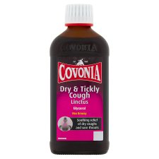 Covonia Dry And Tickly Cough Linctus 180Ml