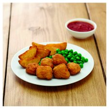image 2 of Tesco 30 Breaded Chicken Nuggets 450G