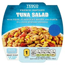 Tesco French Inspired Tuna Salad 220G