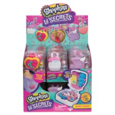 Shopkins Lil Secrets Secret Lockets Assorted