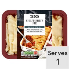 Tesco Shepherd's Pie 450G