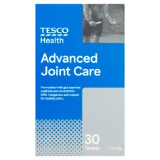 Tesco Advanced Joint Care Vitamin C Glucosamine 30'S
