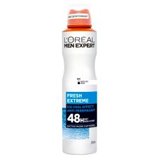 image 1 of L'Oreal Men Expert Fresh Extreme Deodorant 250Ml