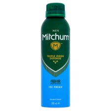 Mitchum Ice Fresh Aerosol 200Ml