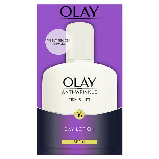 image 1 of Olay Anti Wrinkle Firm And Lift Day Moisturiser Spf 15 100Ml