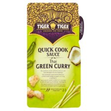 Tiger Tiger Thai Green Curry Sauce 300G