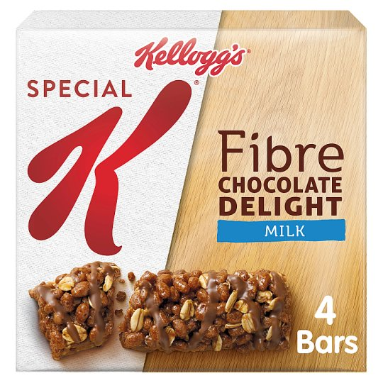 Kelloggs Special K Milk Chocolate Chewy Delight 4X24g