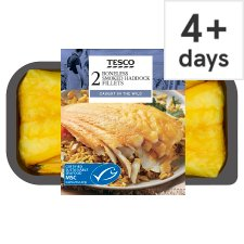 Tesco Boneless Smoked Haddock 280G