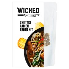 Wicked Kitchen Shiitake Ramen Broth Kit 302G