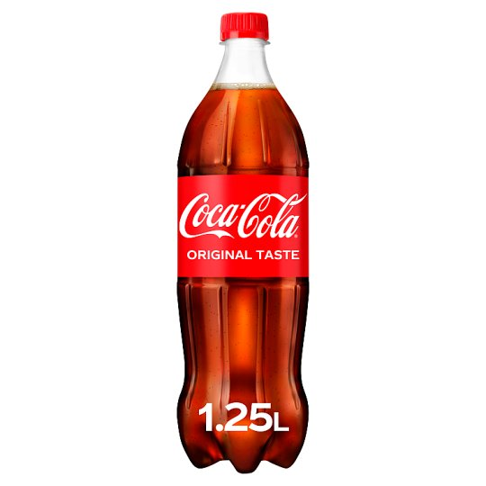 Coca Cola Regular 1.25 Ltrs Bottle