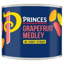 Princes Grapefruit Medley 210G