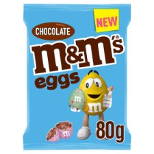 image 1 of M&M's Chocolate Eggs Sharing Bag 80G
