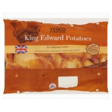Tesco King Edward Potatoes 1.75Kg