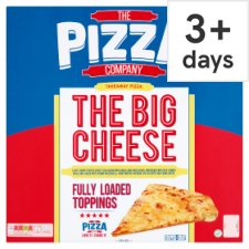 The Pizza Company The Big Cheese Pizza 813G