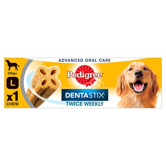image 1 of Pedigree Care And Treats Dentastix Deep Clean Lrg120g
