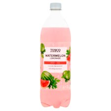 Tesco Sparkling Watermelon Lemonade 1L