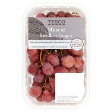 Tesco Grapes Limited Edition 400G
